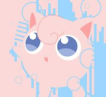 Jigglypuff Trio by lomm