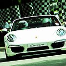 porche carrera by lykos1988