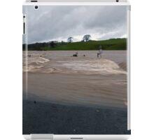 River Lune in Flood iPad Case/Skin