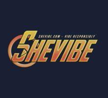SheVibe Avengers Logo by shevibe