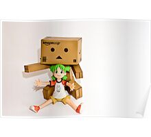 Danbo - Pick Me UP! Poster