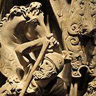 Details of the Portonaccio sarcophagus #2 by Robert Case