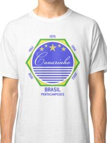 Brasil Canarinho Classic T-Shirt