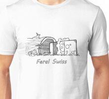 Feral Swiss Unisex T-Shirt
