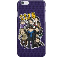 221b iPhone Case/Skin