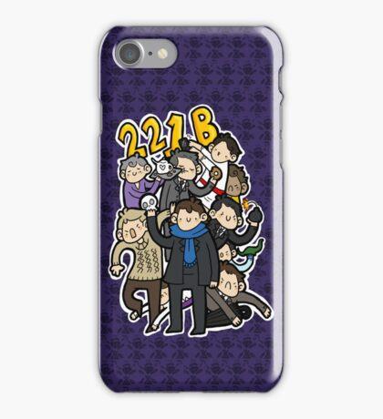 221b iPhone Case/Skin