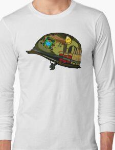 Watchmen - Viet Nam Helmet Long Sleeve T-Shirt