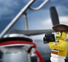 Pirate practice: Photography by bricksailboat