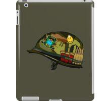 Watchmen - Viet Nam Helmet iPad Case/Skin