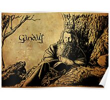 Gandalf the Grey Poster