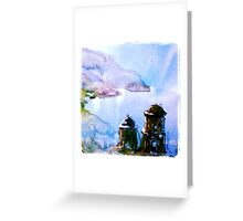 can you guess where this is? Greeting Card