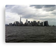 Manhattan Skyline Canvas Print