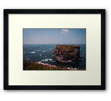 Bishops Island, Kilkee, Co. Clare Framed Print