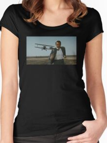 North by northwest Women's Fitted Scoop T-Shirt