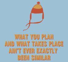 Jayne Hat Shirt - What You Plan Kids Tee
