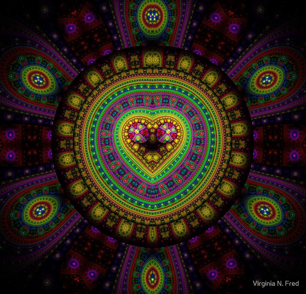 Aztec by Virginia N. Fred