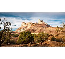 Temple Mountain Photographic Print