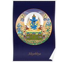 Aksobhya Buddha Poster
