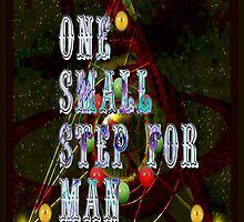 one small step for man by DMEIERS