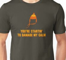 Jayne Hat Shirt - Damage My Calm Unisex T-Shirt