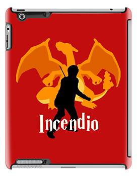 Charizard's Incendio by ScakkoDesign