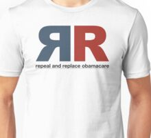 Repeal And Replace Obamacare Unisex T-Shirt