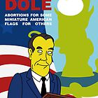 Vote Dole by JamieIII