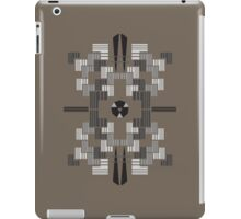 Geoform_Brown[iPad] iPad Case/Skin