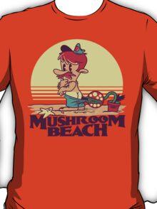 Mushroom Beach T-Shirt