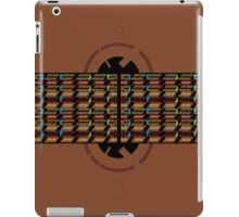 Geoform_Ethnic[iPad] iPad Case/Skin