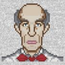 The Giant: Twin Peaks Pixel Art by mess