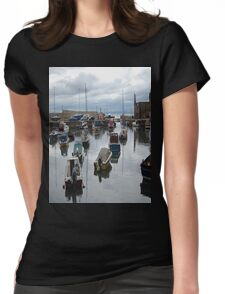 The haven Womens Fitted T-Shirt