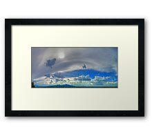©HCS Filtering The Sun Framed Print