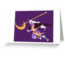 Soraka -- League of Legends Greeting Card