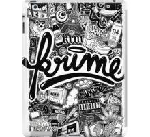 Krime Lifestyle  iPad Case/Skin