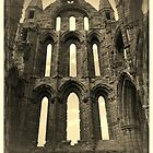 Whitby Abbey by mps2000