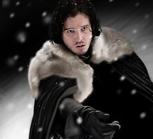Jon Snow by jht888