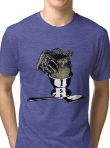 Alien Egg Tri-blend T-Shirt