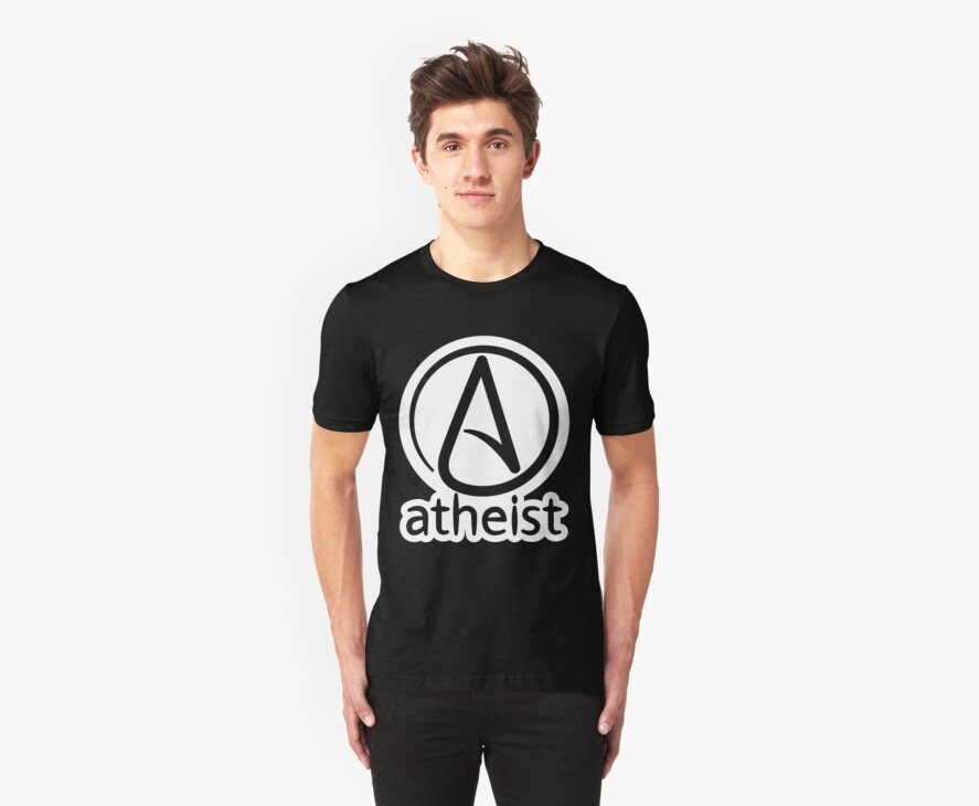 Atheist by anfa