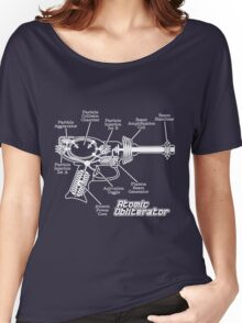 Atomic Obliterator Women's Relaxed Fit T-Shirt