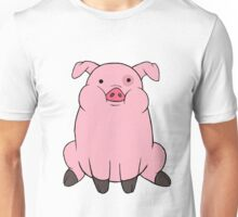 Gravity Falls Waddles Unisex T-Shirt