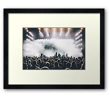The National - Print Framed Print