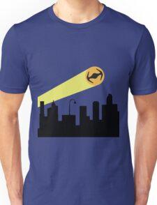 Bat Signal: Tie T-Shirt