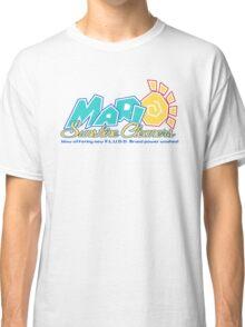 Mario Sunshine Cleaners Classic T-Shirt