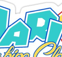 Mario Sunshine Cleaners Sticker