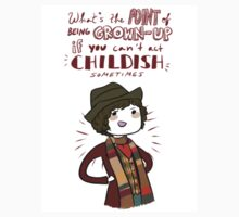Fourth Doctor Quote by ScissorCrazy