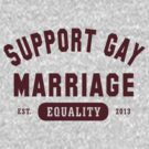 Marriage Equality by BroadcastMedia