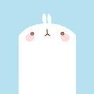 Molang Bunny by Drasmatic