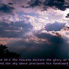 Psalm 19 :1 by DreamCatcher/ Kyrah