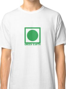 Green Earth Classic T-Shirt